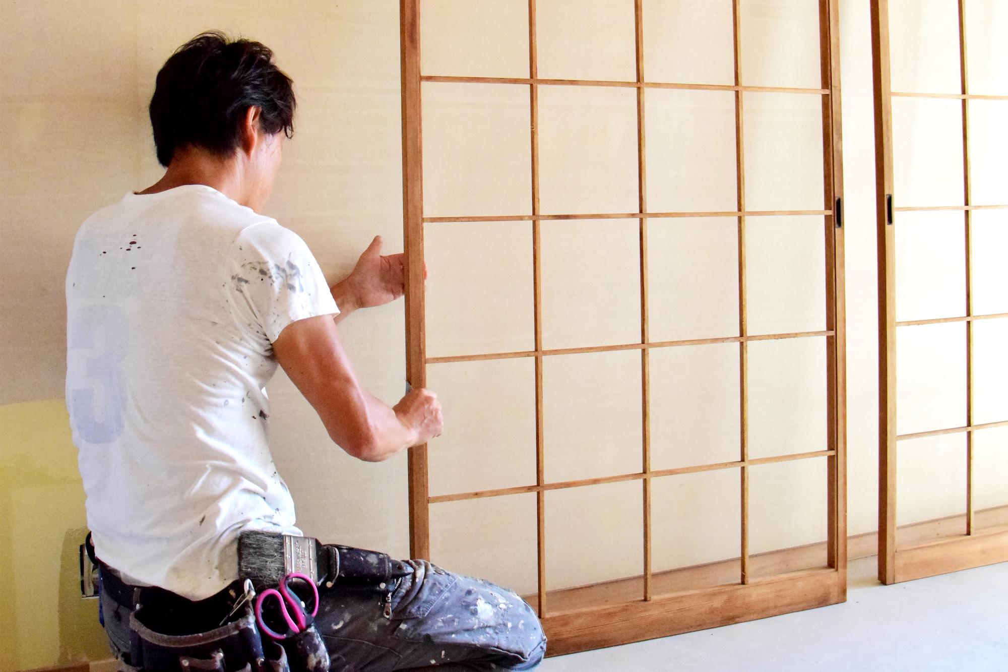Ot様邸 奈良市 マンションリノベーション 塗装・内装工事