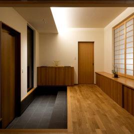 新築施工事例に「余白のある平屋」を追加しました。