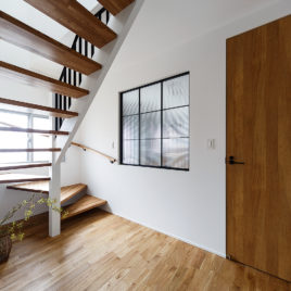 リフォーム施工事例に「親子三世代同居の新しいカタチ」を追加しました。