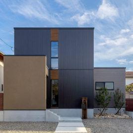新築施工事例に「マテリアルの住処(すみか)」を追加しました。