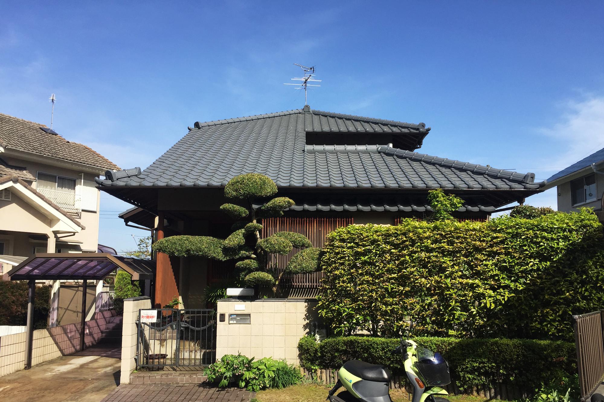 Mj様邸 奈良市 屋根塗装