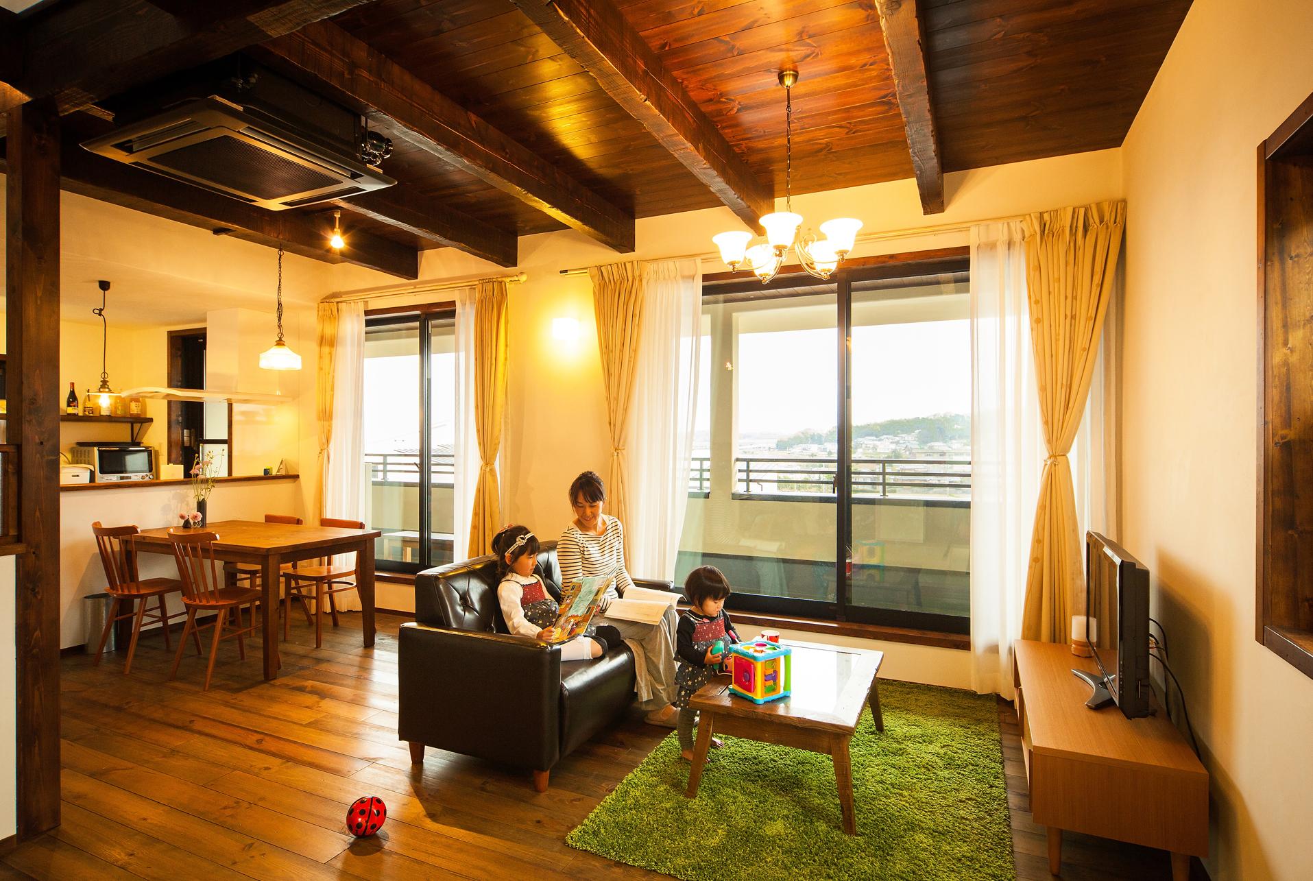 カフェのような家 【奈良市】