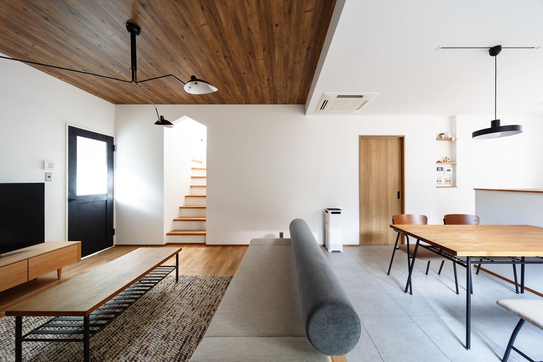新築施工事例に「ミルクティのような家」を追加しました。