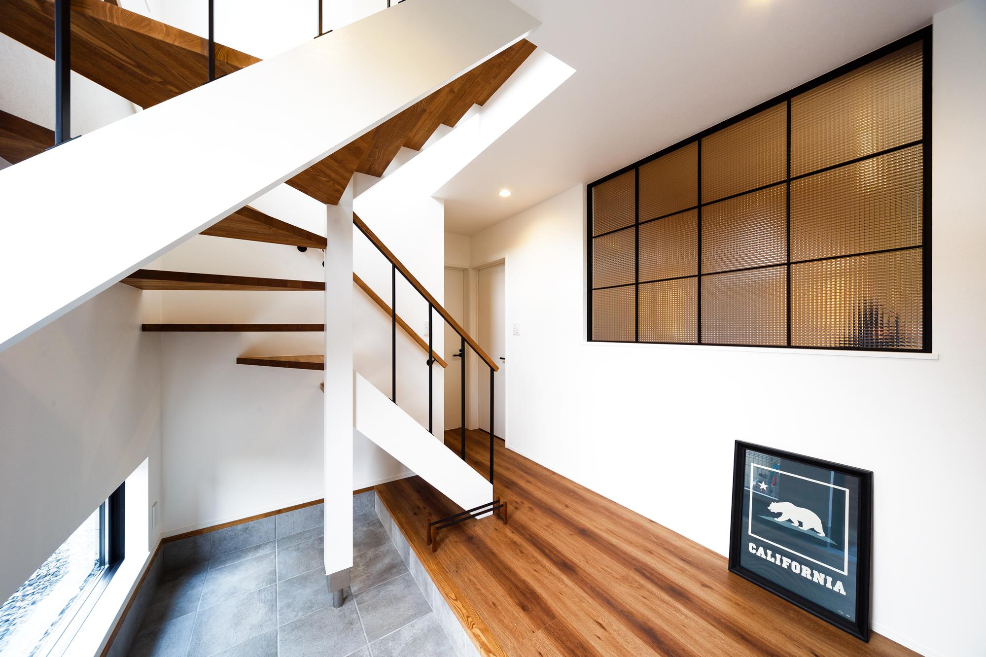 小さくて広い家【生駒市】